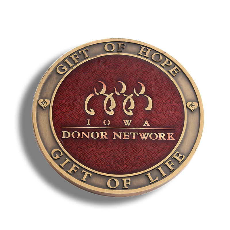 DONOR NETWORK coaster