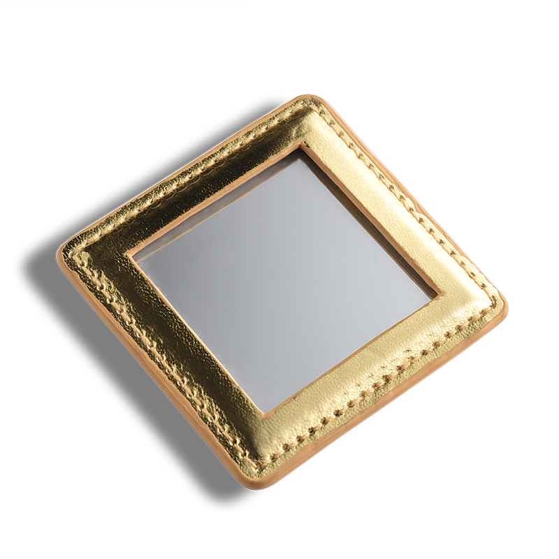 Pu square mirror